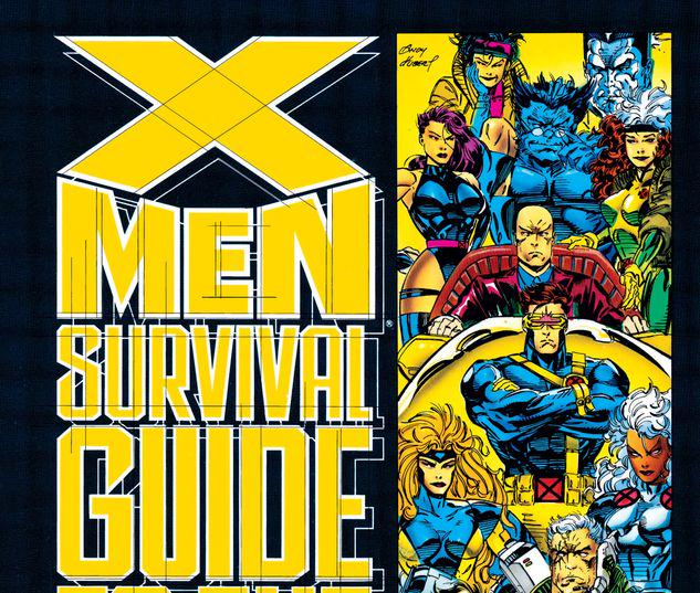 X-Men: Survival Guide to the Mansion #1