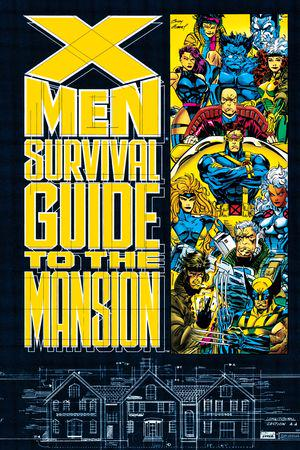 X-Men: Survival Guide to the Mansion (1993) #1
