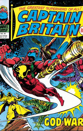 Captain Britain #36