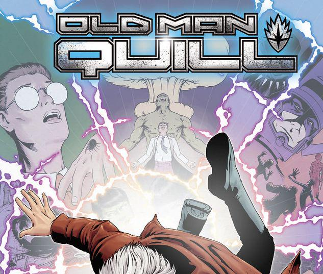 OLD MAN QUILL VOL. 2: GO YOUR OWN WAY TPB #2