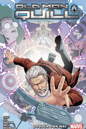 Old Man Quill Vol. 2: Go Your Own Way (Trade Paperback)