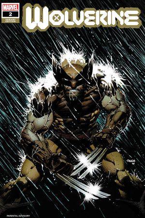 Wolverine #2  (Variant)
