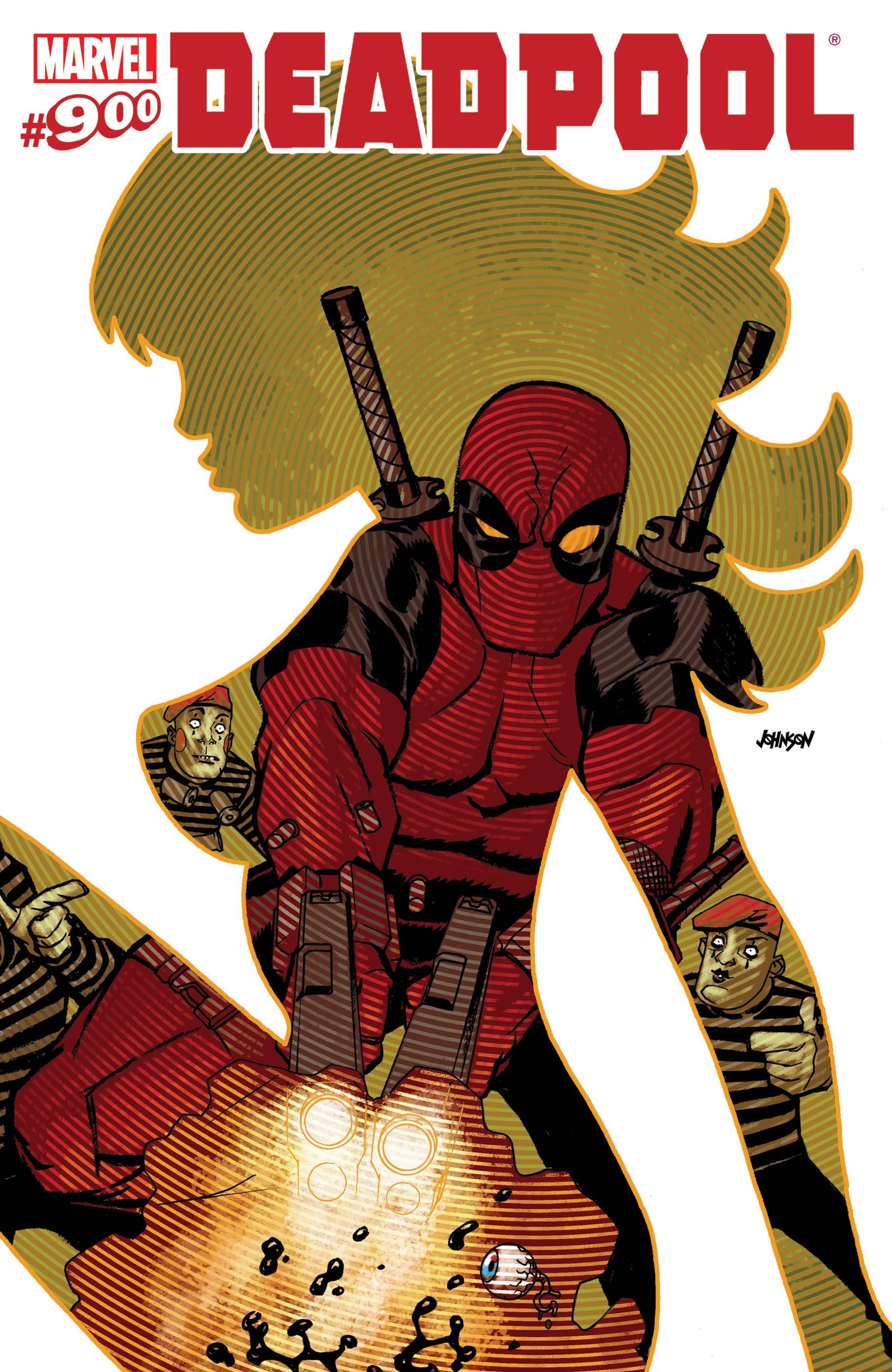 Deadpool Team-Up (2009) #900