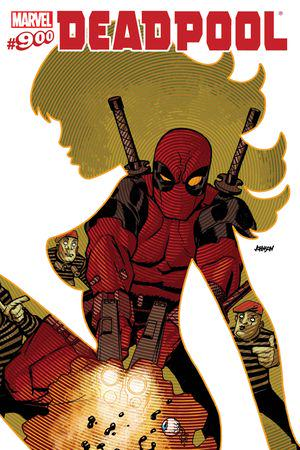 Deadpool Team-Up #900