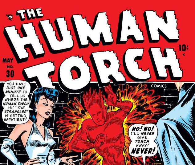 Human Torch #30