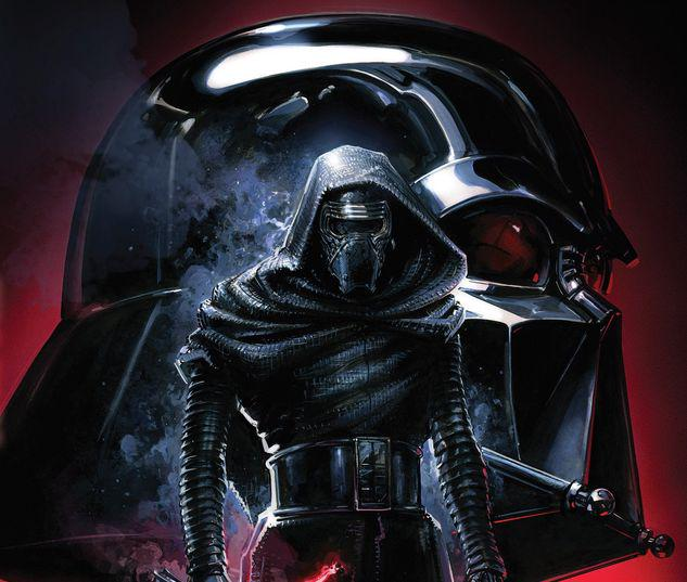 STAR WARS: THE RISE OF KYLO REN TPB #1