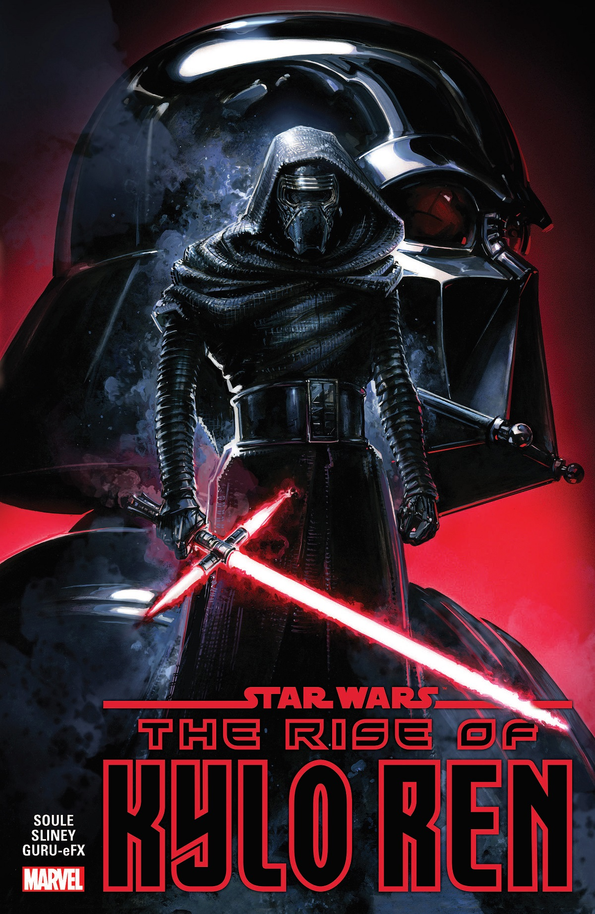 Star Wars: The Rise of Kylo Ren (Trade Paperback)