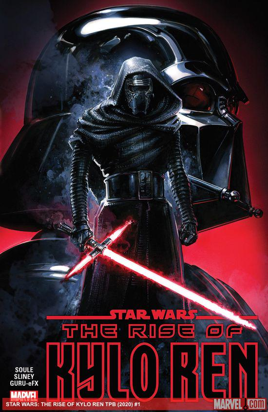 Star Wars: The Rise of Kylo Ren (Trade Paperback)