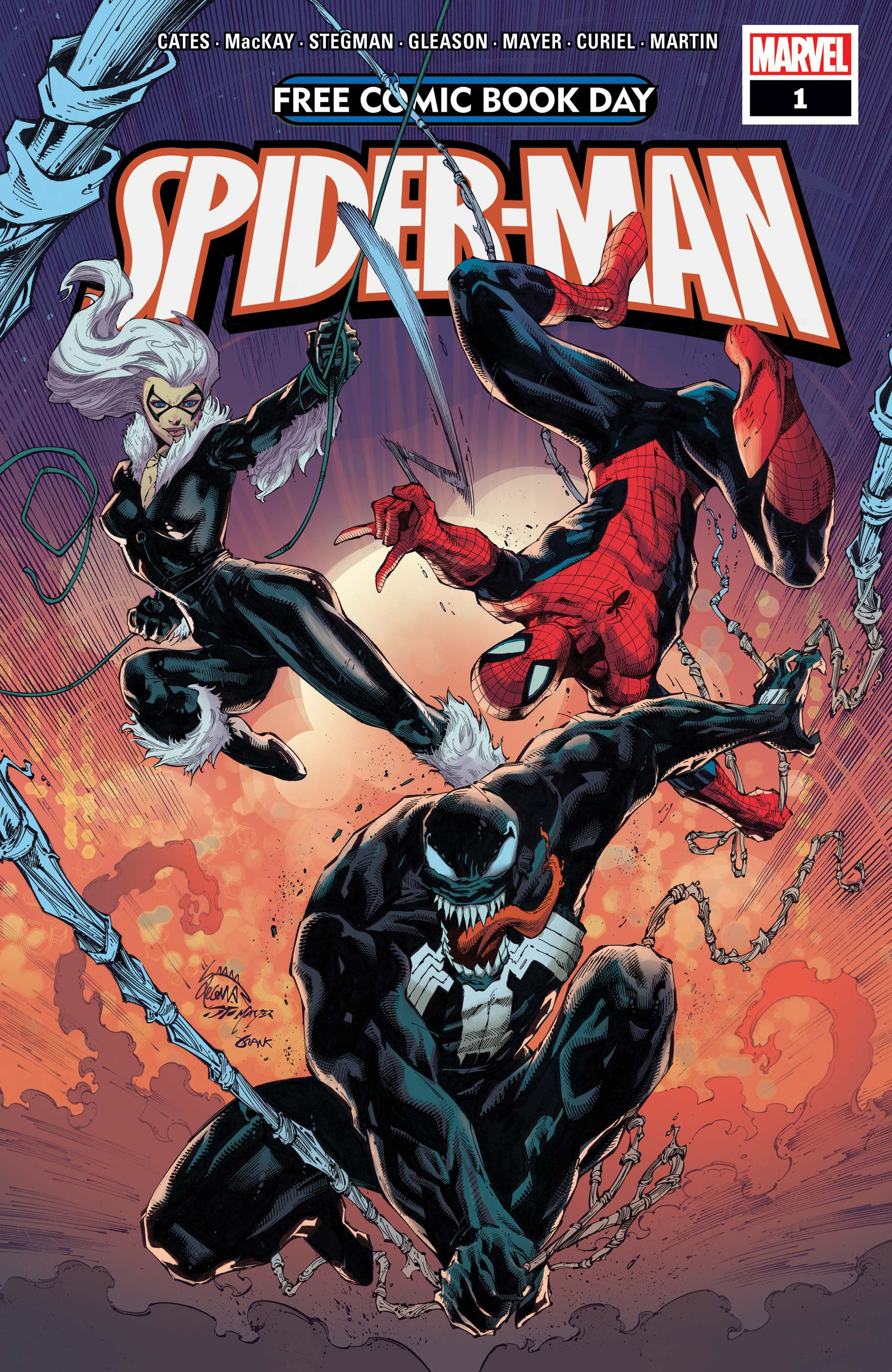 Free Comic Book Day: Spider-Man/Venom (2020) #1
