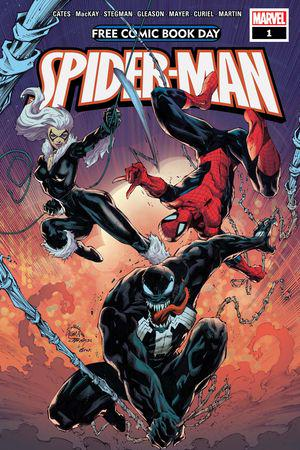 Free Comic Book Day: Spider-Man/Venom #1