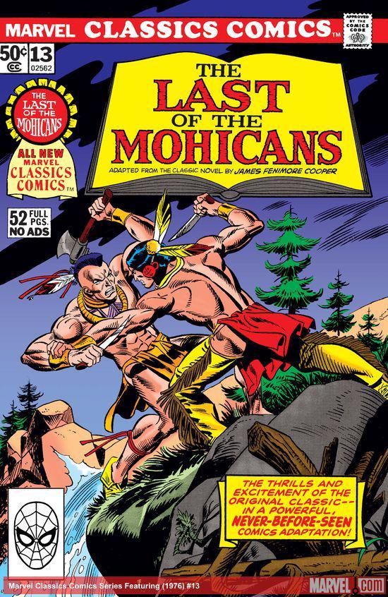 Marvel Classics Comics Series Featuring (1976) #13