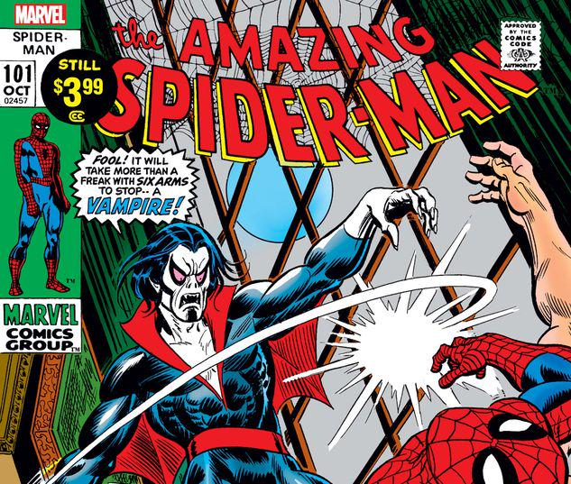 AMAZING SPIDER-MAN 101 FACSIMILE EDITION #1