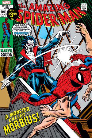 Amazing Spider-Man: Facsimile Edition (2021) #101