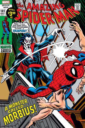 Amazing Spider-Man: Facsimile Edition #101