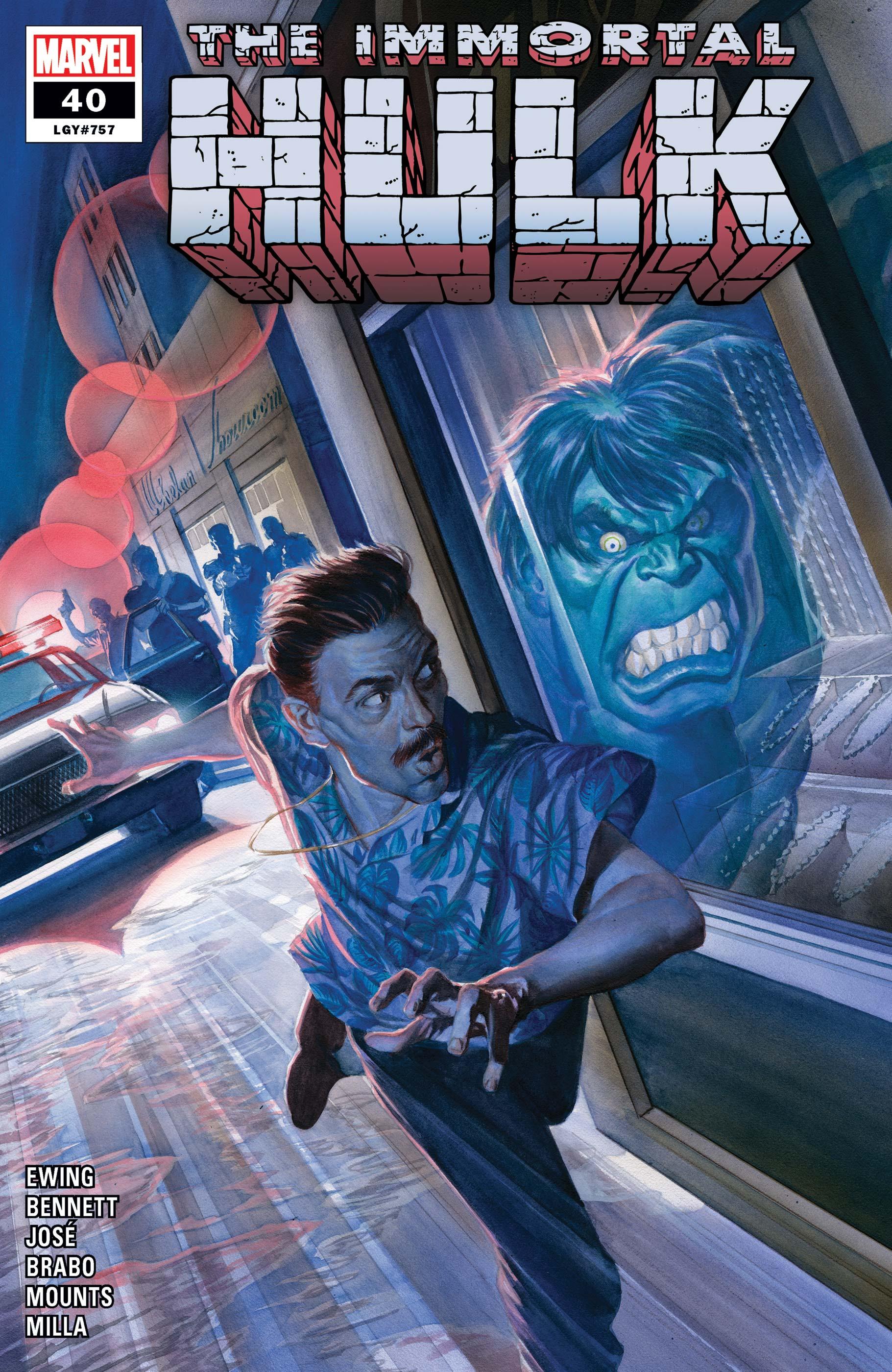 Immortal Hulk (2018) #40