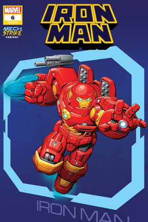 Iron Man (2020) #6 (Variant)