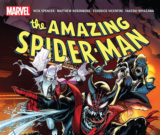 AMAZING SPIDER-MAN: LAST REMAINS COMPANION TPB #1