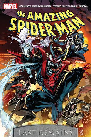 Amazing Spider-Man: Last Remains Companion (Trade Paperback)