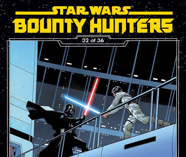 Star Wars: Bounty Hunters #11