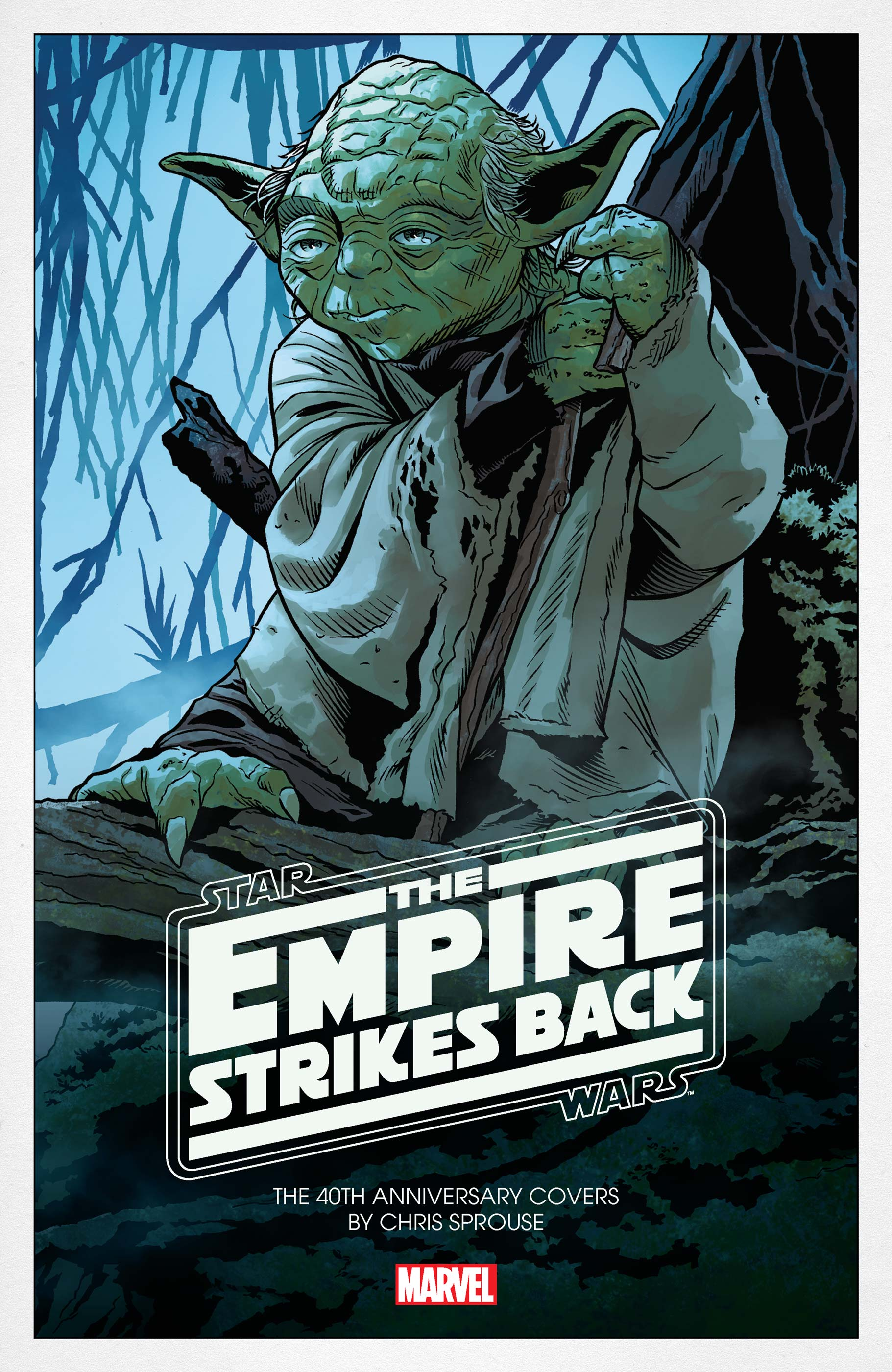 Star Wars: The Empire Strikes Back - The 40th Anniversary Covers by Chris Sprouse (2021) #1