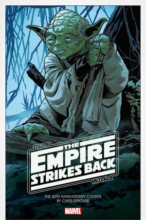 Star Wars: The Empire Strikes Back - The 40th Anniversary Covers by Chris Sprouse #1