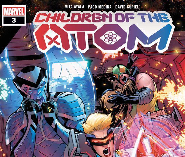 Children of the Atom #3
