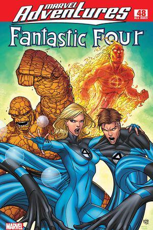 Marvel Adventures Fantastic Four #48
