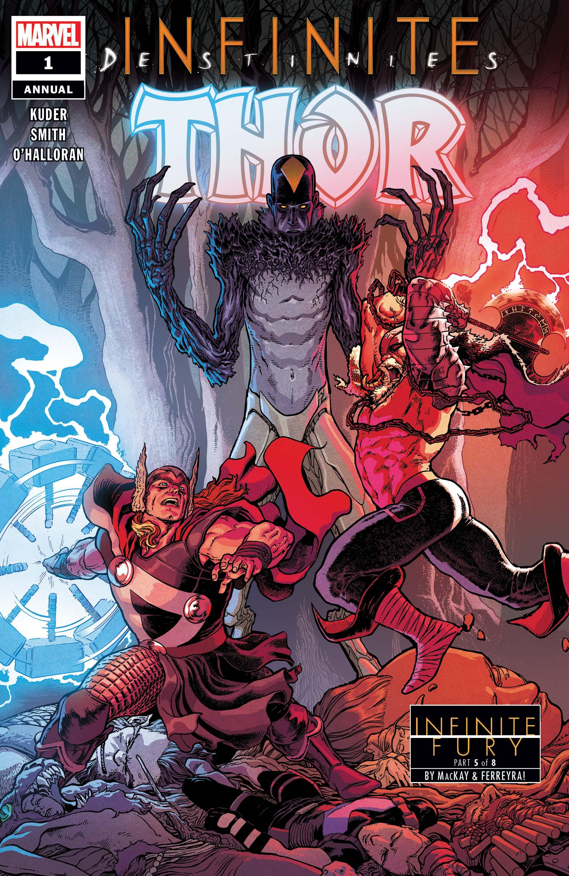 Thor Annual (2021) #1