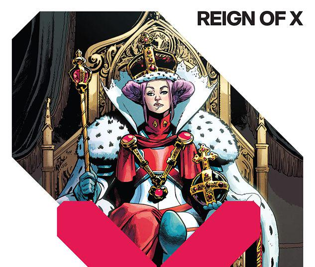 REIGN OF X VOL. 4 TPB #4