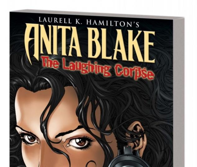 Anita Blake, Vampire Hunter: The Laughing Corpse Book 2 - Necromancer (Trade Paperback)