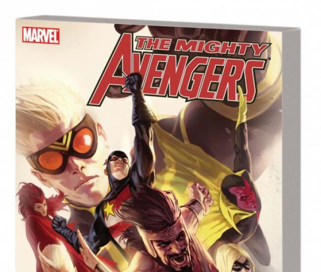 MIGHTY AVENGERS (ISSUES 21-26)