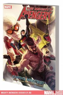 Mighty Avengers: Earth's Mightiest (Trade Paperback)