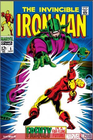 Iron Man (1968) #5