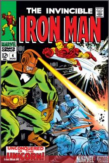 Iron Man (1968) #4