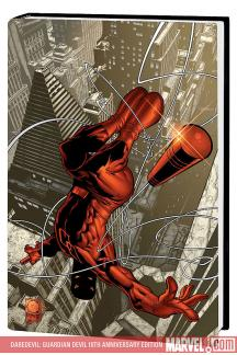 Daredevil: Guardian Devil 10th Anniversary Edition Premiere (Hardcover)