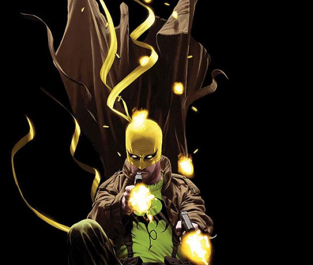 Immortal Iron Fist: Orson Randall And The Death Queen Of