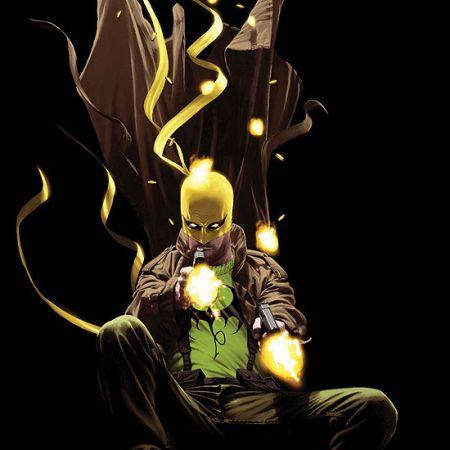 Immortal Iron Fist: Orson Randall and the Death Queen of California (2008)