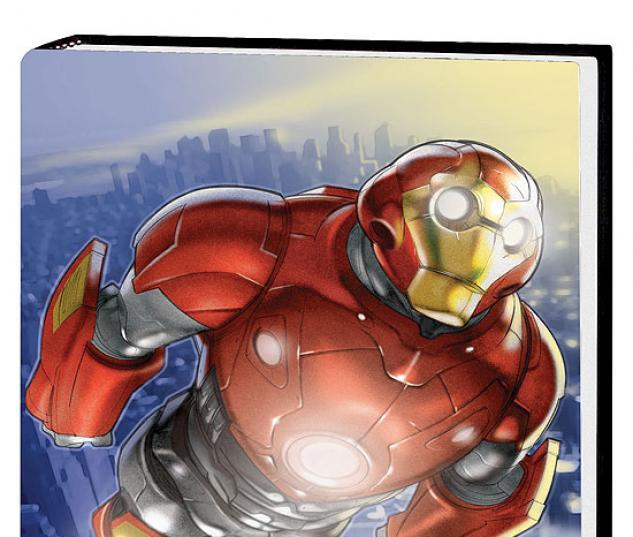 ULTIMATE IRON MAN II PREMIERE HC  #0