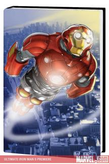 Ultimate Iron Man II (Hardcover)