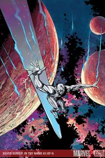 Silver Surfer: In Thy Name #3