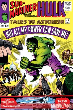 Tales to Astonish (1959) #75