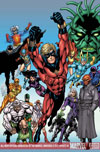 ALL-NEW OFFICIAL HANDBOOK OF THE MARVEL UNIVERSE A TO Z: UPDATE #4