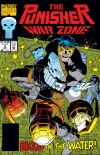 The Punisher War Zone (1992) #2