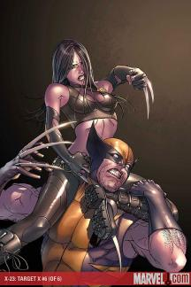 X-23: Target X #6