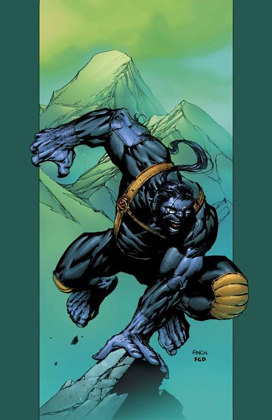 Ultimate X-Men (2000) #44