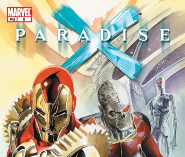 Paradise X #9