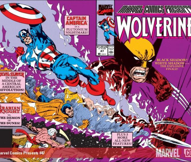 Marvel Comics Presents #47