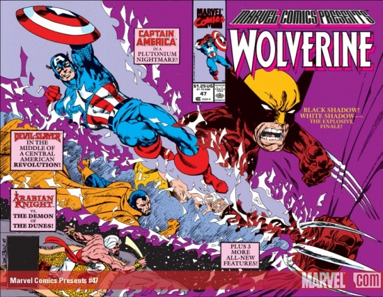 Marvel Comics Presents (1988) #47