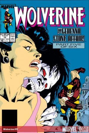 Wolverine (1988) #15