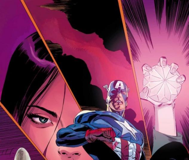 Captain America: Forever Allies (2010) #3